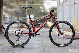 The Tor Zenith is a Fuss Free, Australian-Made, Steel Trail Bike