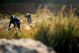 Video: Andrew Neethling Meets Clemens Kaudela in South Africa 'Mission to Ride'