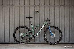 Bike Check: Carter Woods' Race Winning Norco Revolver FS