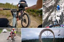 Slack Randoms: MTB Industry Trolling, Air Powered Bikes, Near Misses & More