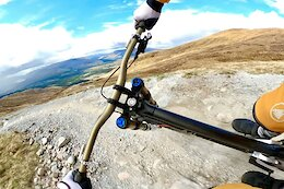 Video: Gee Atherton's Rapid POV of a Lap Down the Fort William World Cup Track