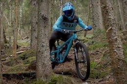 Video: Enduro Bike Shredding on Tight & Technical Trails