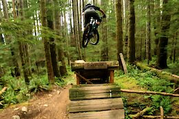 Video: Remy Metailler Chases Jackson Goldstone in Squamish