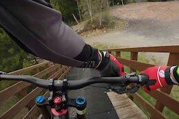 Video: Greg Minnaar's POV Lap of the Vallnord World Cup Track