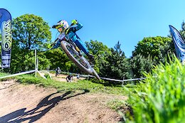 Video & Race Report: UK 4X Round 1 & 2 at Harthill, Chester