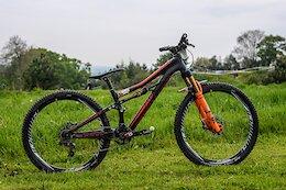 Bike Check: Scott Beaumont's Specialized Enduro SX