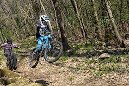 Video: Teaching the Ways of MTB to 8 Year Old Charles Grohens