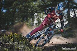 Video & Photo Epic: Loic Bruni Filming for 'French Lines' in Valberg