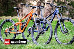 First Ride: Transition's New Spire & Patrol