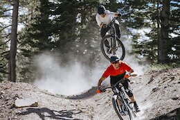 Video: Dusty Opening Day Laps at Mammoth Bike Park