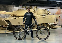 Sweepstakes to Win a Custom Banshee Legend 27.5 with Proceeds Going to Mission 22 - A Veteran Focused 501C