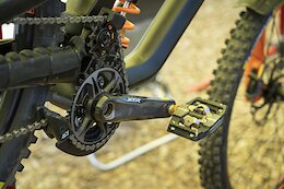 Spotted (Again): GT's Part Downhill, Part Enduro Bike