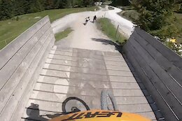 Video: A Rapid Run Down the Leogang World Cup Track
