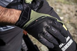 Racer Launches the Digger Glove