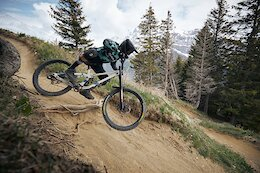 Video: Vinny T Gets Loose on the Champery World Cup Track