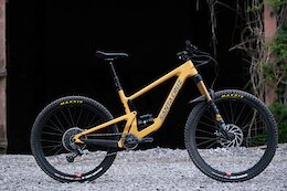 First Ride: Santa Cruz's New Bronson Gets a Mullet for 2022