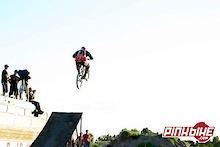 Nathan Rennie Pulls off a 70ft Jump!!