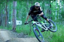 Video: Jack Moir Christens His New EWS Race Bike