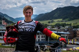Nina Hoffmann Chose Not to Race in Leogang Following Concussion Symptoms