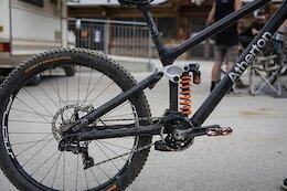 Bike Check: Andreas Kolb's New Atherton Bikes Mullet - NotARace Test Session 2021