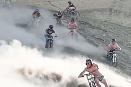 Video: InTheHillsGang's 'Dirt Church' is a Rowdy 30 Minutes of Pure Freeride