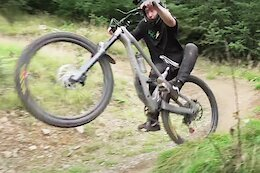 Video: 50to01 Ride Classic Scottish Race Venues on the New Cannondale Enduro Bike