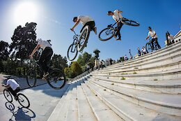 Video: Technical Street Riding in Greece as Giorgos Panagopoulos Joins The Rise