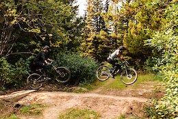 Video: Cruising the Valemount Bike Park in Northern BC