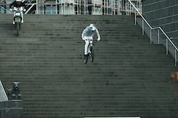 Video: Fabio Wibmer Hits a Huge Stair Drop in his New Apparel Launch Edit