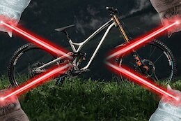 What's Going On With Commencal's Prototype DH Race Bike?