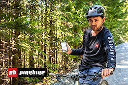 Video: Tom Bradshaw Shows You How to Find The Best Mountain Bike Trails With Your Phone