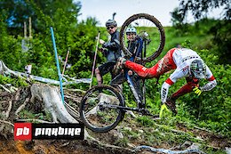 Video: Leogang Practice Insanity - Up To Speed with Ben Cathro
