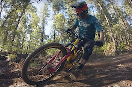 Video: Sam Hill Drifts Downhill, Enduro and Motocross Bikes in 'Between the Races'