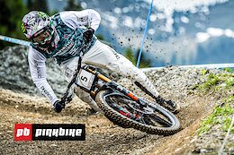 Inside The Tape: Ben Cathro Breaks Down The Leogang World Cup DH Track