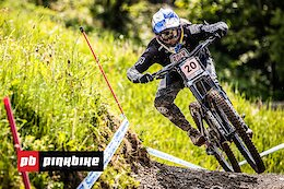 Video: Ben Cathro Breaks Down The Crash That Spoiled A Winning Run At Leogang