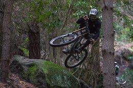 Video: Billy Meaclem & Boaz Hebblethwaite Stylishly Shred a Freshly Cut Trail