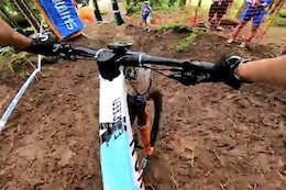 Video: Laurie Arsenault Previews the Leogang World Cup XC Course