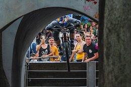 Video: Tomas Slavik's Winning Run at the 2021 Czech Republic Urban DH National Champs