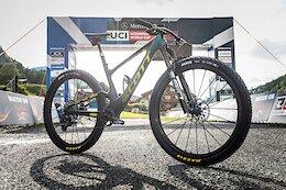 Bike Check: Nino Schurter's New Scott Spark RC