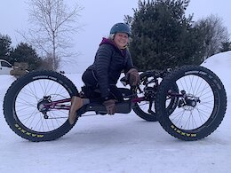 Podcast: Trail EAffect Episode 30 with Lacey Heward Adaptive Mountain Biker