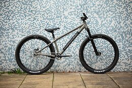 """Cannondale Launches a 26"""" Dirt Jump Bike called Dave"""