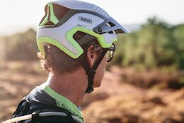 Video: Abus Announces Quin Smart Crash Detection on Helmets & Richie Schley Shreds Solo in France