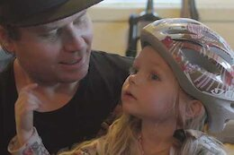 Video: Greg Watts on Being A Son & Father in 'Another Day Riding With Dad'