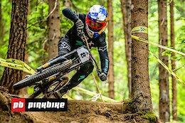 Video: 10+ Minutes Of RAW Downhill Racing From Crankworx Innsbruck 2021