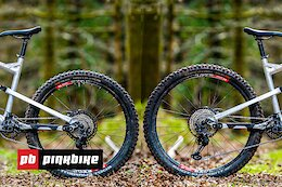Video: Mullet vs 29er With the Same Geometry - Which is Faster?