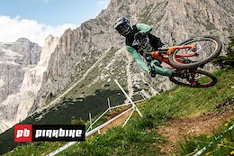 Video: Raw Riding from Practice at EWS Val di Fassa 2021