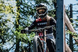 Getting to Know Vanesa Petrovská - The 15-Year-Old Who Would Have Finished 5th in Elite DH at Crankworx Innsbruck