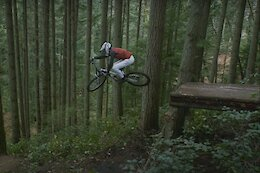 Video: Ben Wallace & Forrest Riesco Get Rowdy on Custom DH Training Track