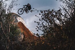 Video: Christian Rigal Brings BMX Skills & Speed to the Trails