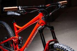 Win a Banshee Titan with the 2021 MTBco Bike Raffle